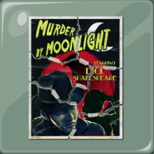 Póster de Murder by Moonlight