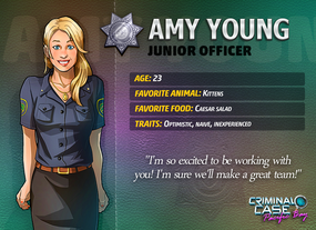 Amy Young Info 2017