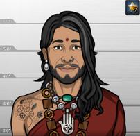 Ezra (Guru Padmasana) en Aguas Peligrosas