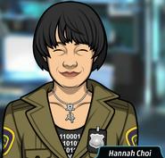Hannah - -1