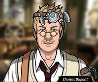 Charles serio