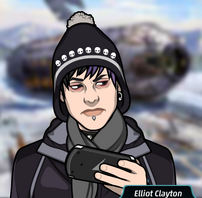 Elliot con su su DigiCool