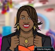 Gloria Excitada