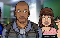 Jonah y June 3