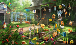 CrimeScene Takakura's Garden