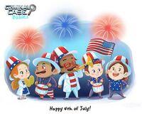 ¡Feliz 4 de julio!