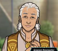 Grayson Rosewater