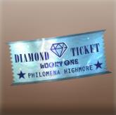 Boleto diamante
