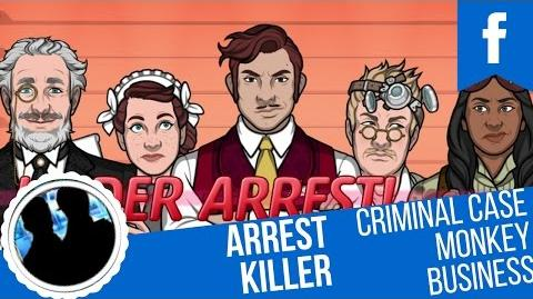 Criminal Case Mysteries of the Past Case 17 Electrical Hazard Arrest Killer!