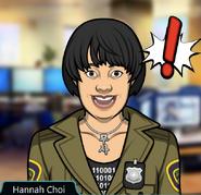 Hannah Choi Happy