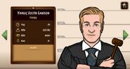 Justin Lawson 30