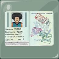 Pasaporte de Yuan