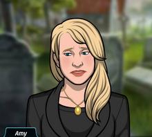Amy Cenaze