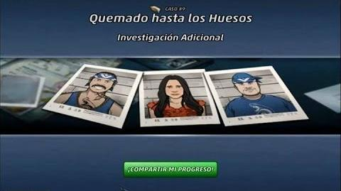 Criminal Case Caso 9 Investigación Adicional