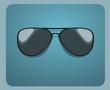 Siyah Pilot Güneş Gözlüğü