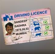 Licencia de Sandeep