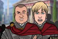 Regulus en Hablando de Roma