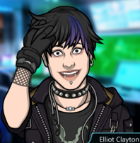 Elliot emocionado 2