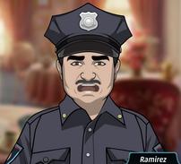 Ramirez Disgustado