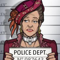 Ficha de Lady Higmore 1