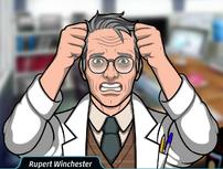 Rupert Agitado