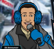 Ski Announcer
