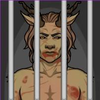 Wendall en prisión