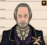 Horatio en La Muerte está Servida