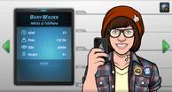 Becky Walden - Caso 58