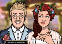Charles y Madeline - boda 4
