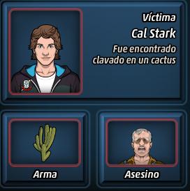 Cal Stark.