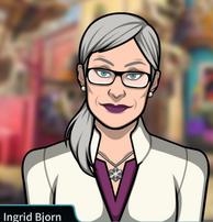 Ingrid sonriente 2