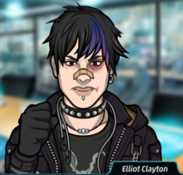 Elliot herido 6