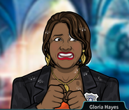 Gloria Asustada1