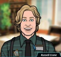 22 Russell Emocionado