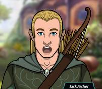 Jack como duende