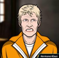 Klaus en prision