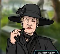 Ripley en un funeral2