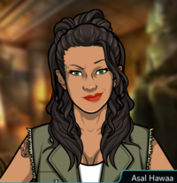 Verdadera identidad de Asal