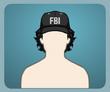 FBI Şapkası Kıvırcık