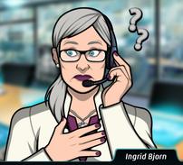 Ingrid Insegura 3