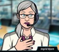 Ingrid Nerviosa 2