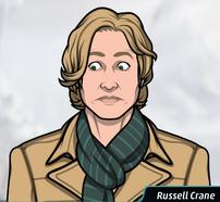 30 Russell Vestido con ropa de Invierno