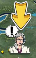 Ingrid en el mapa