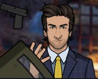 Joe en Carrera contra la muerte