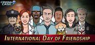 23 Día Internacional de la Amistad 2014.