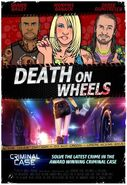 Death on Wheels - Promotional Image