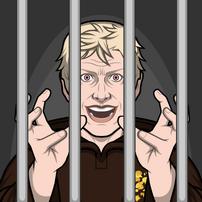 Klaus preso