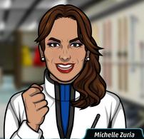 Michelle determinada 2
