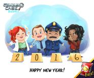 2016 greetings